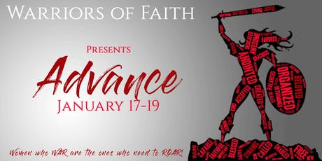 Warriors of Faith Advance Conference tickets