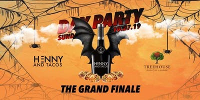 **HENNY & TACOS** Day Party