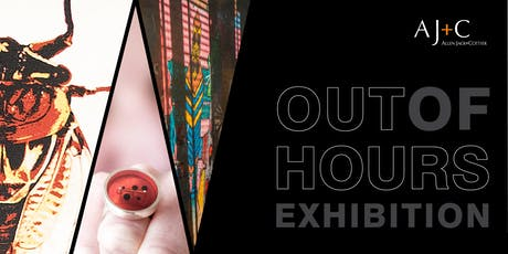 AJ+C Out of Hours Exhibition 2019 tickets