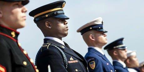 113th Precinct Community Affairs 1st Annual Veterans  Parade tickets