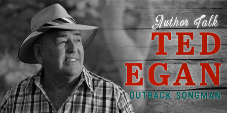 Author Talk with Ted Egan: Outback Songman tickets