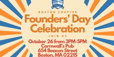 Boston Alumni Chapter Founders' Day Celebration - Semester at Sea