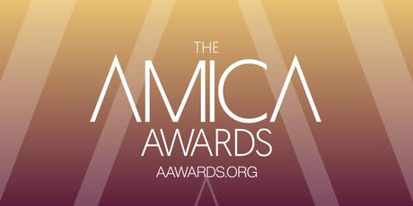 The Amica Awards tickets