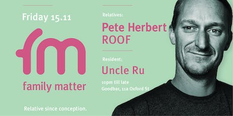 Family Matter with Pete Herbert tickets