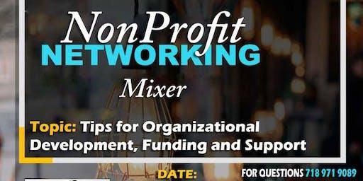 Nonprofit Networking Mixer
