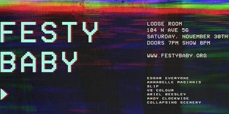Festy Baby @ Lodge Room Highland Park tickets