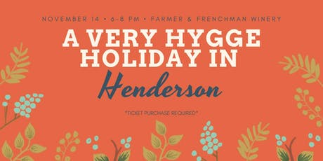 A Very Hygge Holiday in Henderson tickets