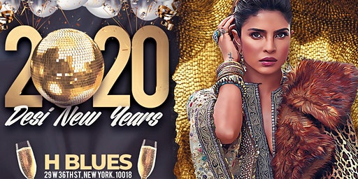 Bollywood COUNTDOWN 2020 - The #1 Desi New Years Eve Party in New York City