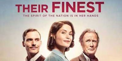 'Their Finest'  Movie Afternoon @ Kingston Library
