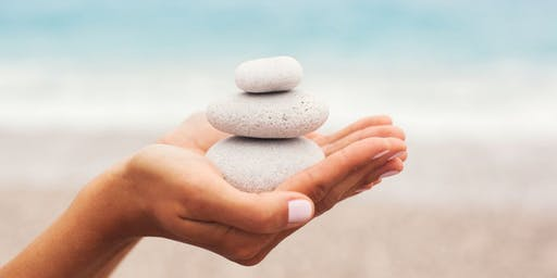 Tapping out of Stress and into Balance