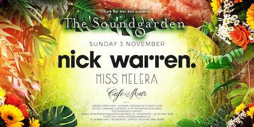 Café del Mar Bali Presents  The Soundgarden feat.