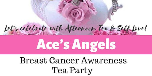 Ace's Angels Breast Cancer Awareness Tea Party