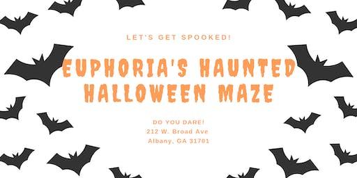 Euphoria's Haunted Maze