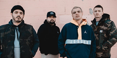 Stray From The Path 'Internal Atomics'  Aus Tour tickets