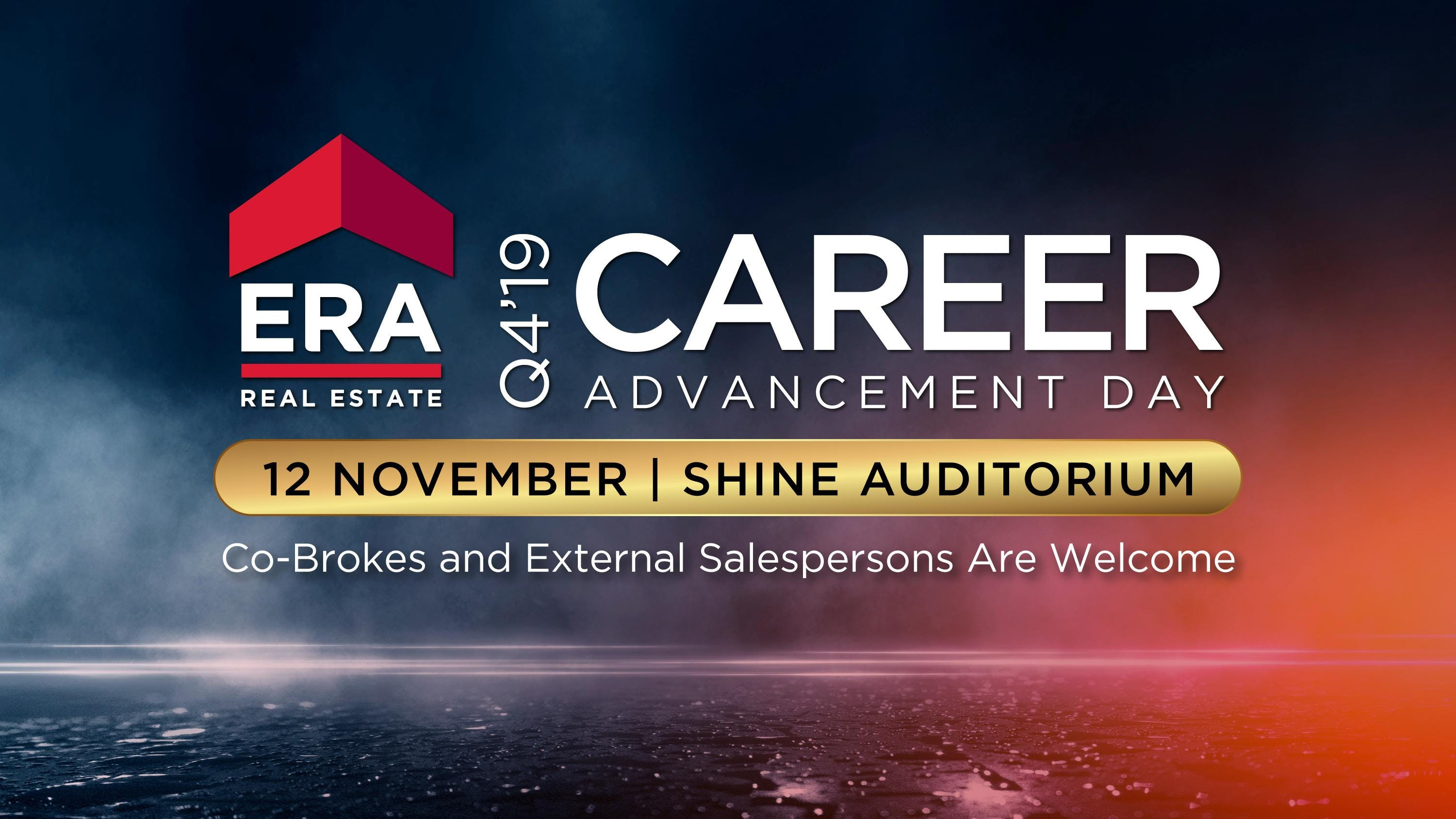 Q4'19 Career Advancement Day