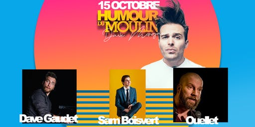 Humour du Moulin - 15 octobre