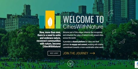 Cities With Nature - perspectives on and from Melbourne tickets