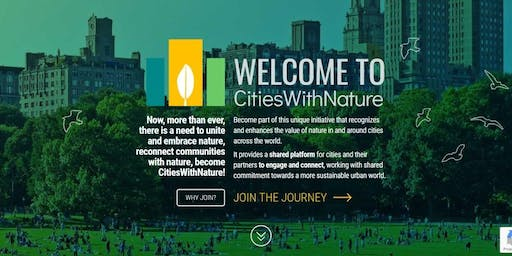 Cities With Nature - perspectives on and from Melbourne