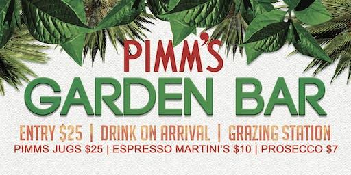 Pimms Garden Bar