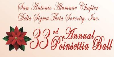33rd Annual Poinsettia Scholarship Ball