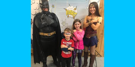 Kids Super Costume Party tickets