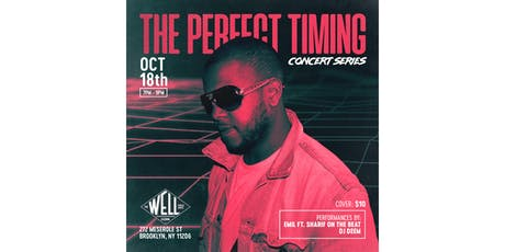 Perfect Timing Concert Series tickets