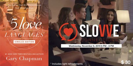Slow Dating - 5 Love Languages tickets