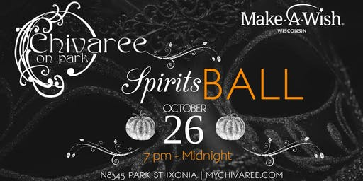 1st Annual Spirits Ball