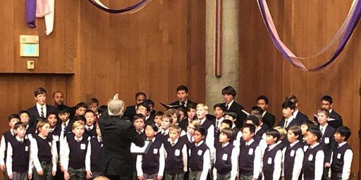 San Francisco Boys Chorus--East Bay Holidays