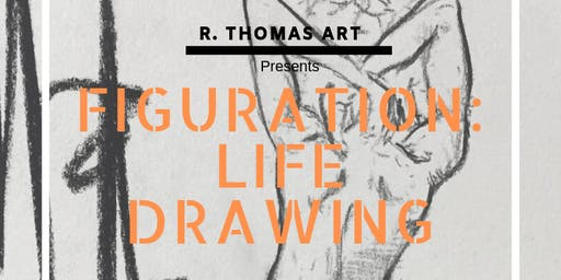 Figuration: Life Drawing Sessions