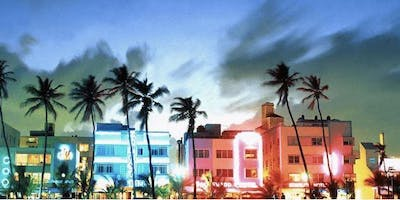 Discover Miami Beach Art Deco district -  Walking tours in French