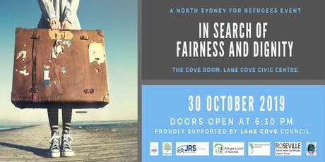 North Sydney Community Forum: In Search of Fairness and Dignity tickets
