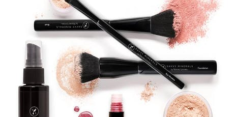 Clean Cosmetics Infused with Essential Oils tickets