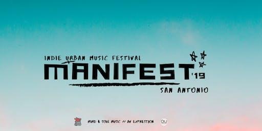 MANIFEST '19 - San Antonio