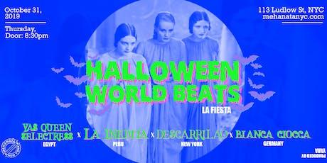 Halloween World Beats tickets