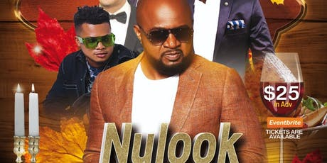 NULOOK Feat SUAV & WONDABOY/FLORENCE THE CEO tickets
