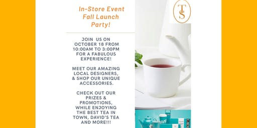 Fall Launch Party