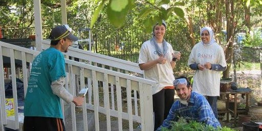 Interfaith Hands on Housing Repair Day - Oct. 19th