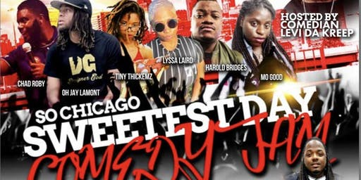 So Chicago Sweetest Day Comedy Jam