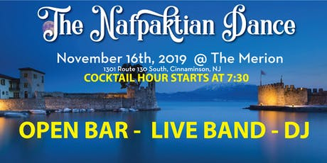 The Nafpaktian Society Dance tickets