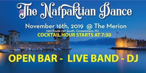 The Nafpaktian Society Dance