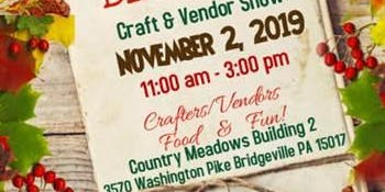 Harvest Blessings craft and vendor show