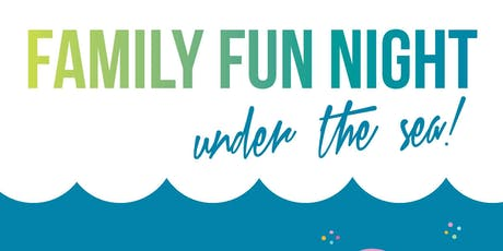 Kingston Active Learn to Swim Family Night tickets