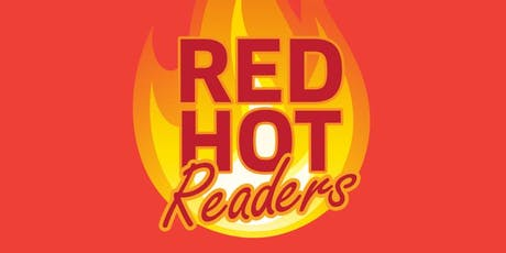 Red Hot Readers Book Club - Dec tickets