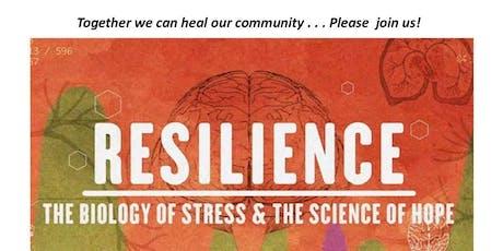 Pontiac School District Resilience Screening : Impact of Childhood Trauma tickets