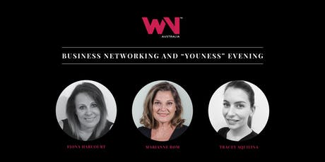 "Business Networking and ""Youness"" Evening tickets"