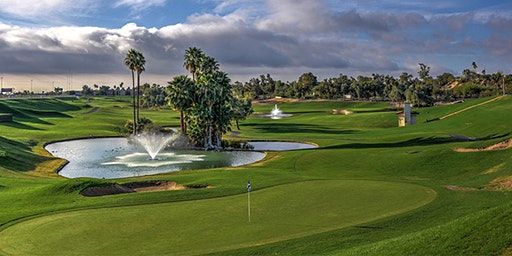 Charity Golf Tournament - Win 2 tickets to 2020 US Open in New York