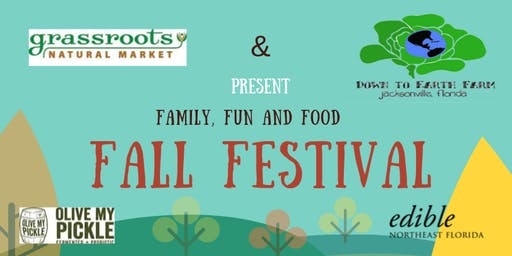 Family,  Fun and Food on the Farm Fall  Festival