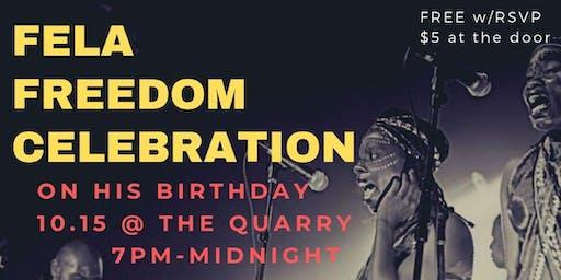 FELA Freedom Celebration