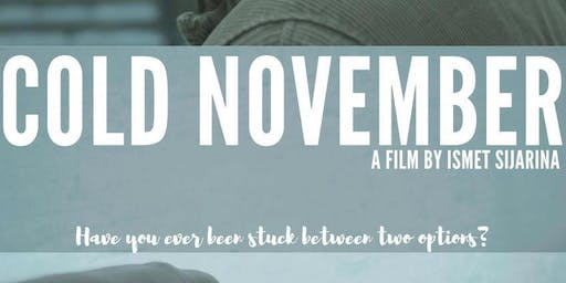 Cold November Premiere and Movie Screening - NIU College of Business